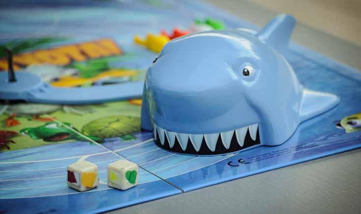 «Акулья охота» от Hasbro