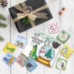 Шоколадный набор Новогодние хотелки