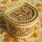 Сувениры из бересты