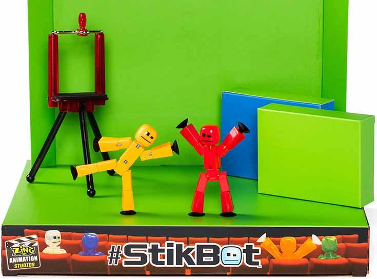 Игрушка Stikbot Стикбот Студия-PRO