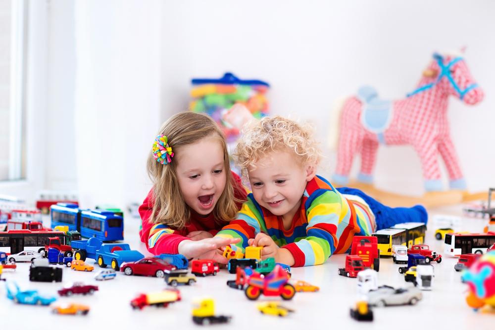 Выбор оригинальной игрушки для ребенка