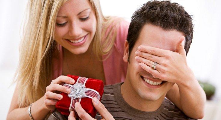 Подарок для парня на 14 февраля