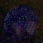 Зонт светящееся небо
