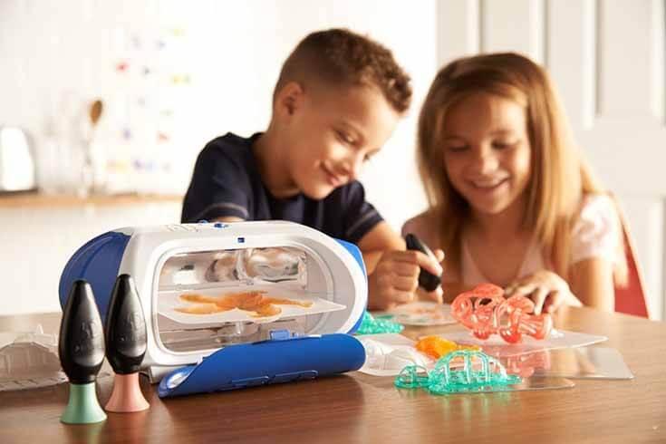 3d-ручка, популярные игрушки 2021