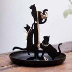 Подставка для колец Cat