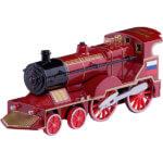 Железная дорога, подарки детям на Новый год
