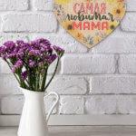 Табличка декоративная с вашим текстом «Самая любимая»