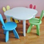 Стол и стулья каталог