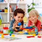 Выбираем конструктор Лего
