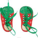 Игры шнуровки