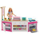Кухня Барби