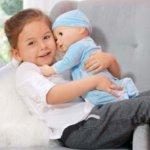 Кукла-мальчик Бэби Анабель малыш Александр