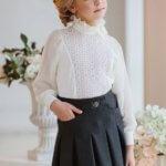 Блузки для школы, список школьных принадлежностей