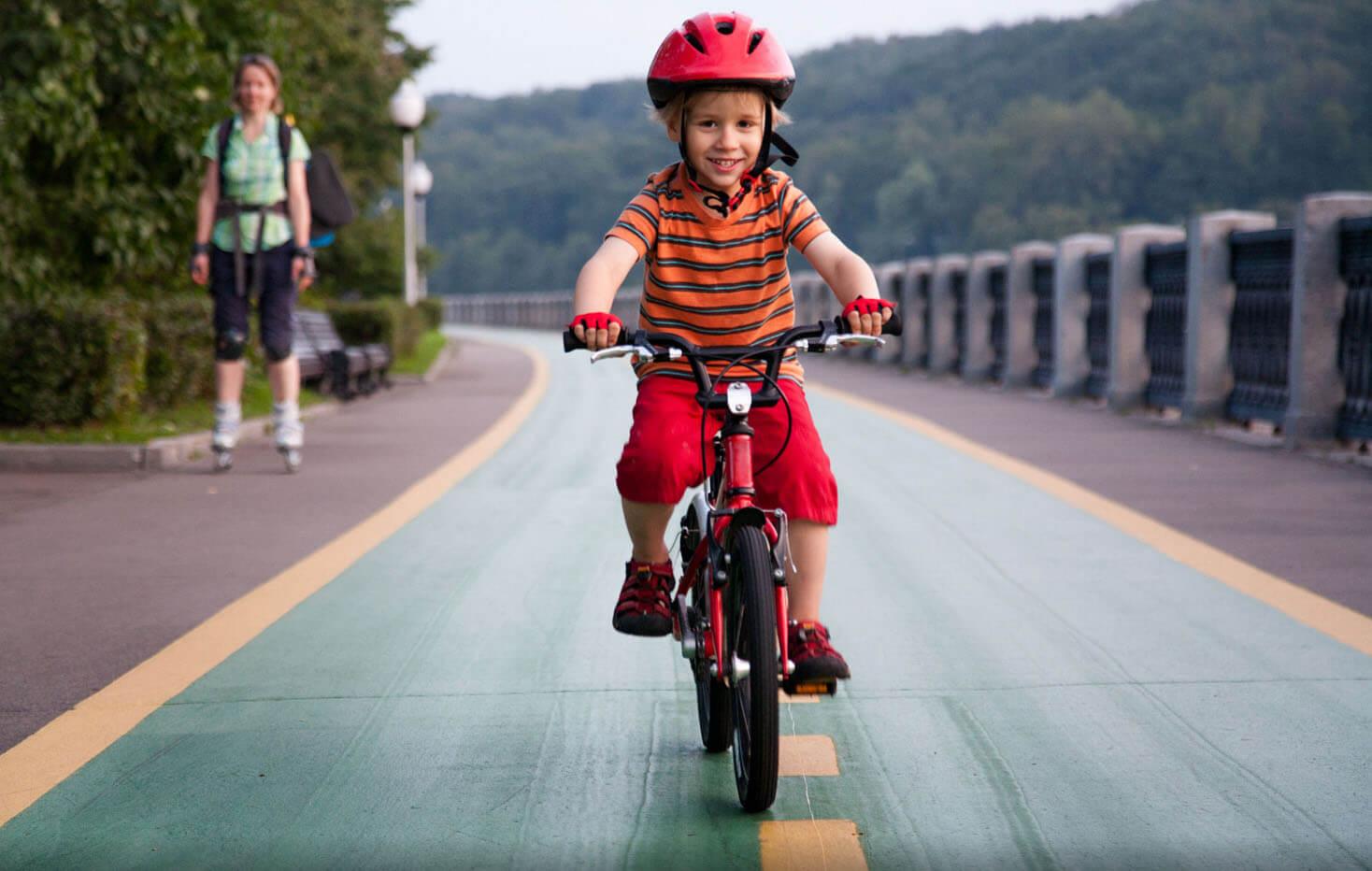 Как выбрать первый велосипед ребенку?