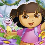Даша путешественница, игрушки из мультфильмов