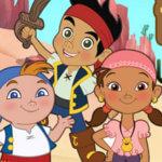 Джейк и пираты Нетландии, игрушки из мультфильмов