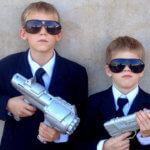 набор шпиона, что подарить мальчику