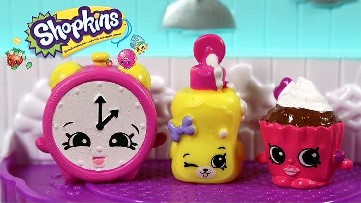 Шопкинс, популярные игрушки для девочек