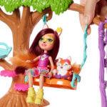 Куклы Enchantimals, подарки детям на Новый год