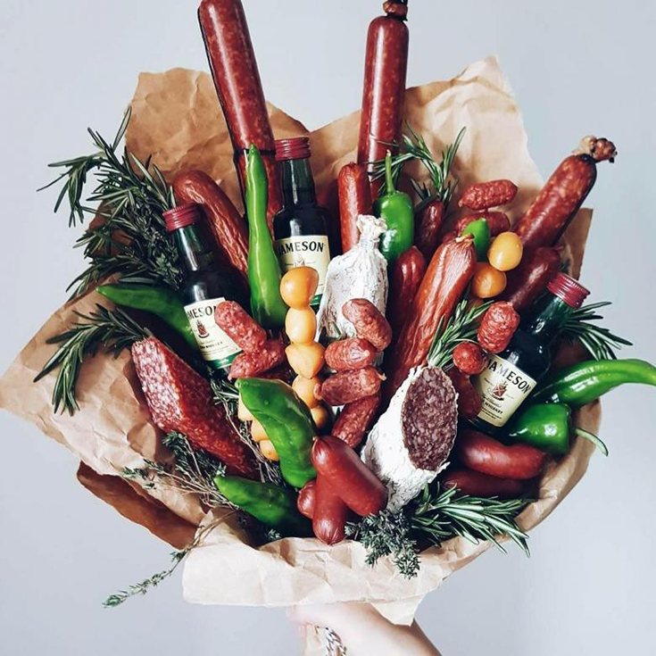 Доставка съедобные букеты киев, цветов