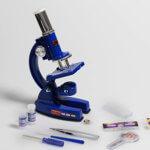 Микроскоп, подарок на выпускной из 4 класса