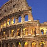Рим, подарок впечатление