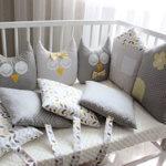 бортики для кроватки, Подарки на рождение ребенка