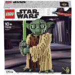 Лего Йода Звездные войны