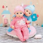 мягкая кукла беби Аннабель