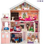 Кукольный домик PAREMO для Барби