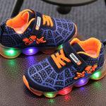 Обувь с подсветкой для мальчиков