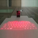 Лазерная клавиатура AliExpress