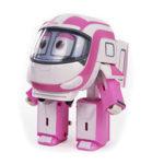 роботы поезда, подарки детям на Новый год
