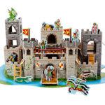 3D-пазл замок