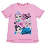Одежда для девочек с куклой ЛОЛ, подарки детям на Новый год