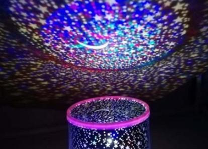 проектор звездного неба с Алиэкспресс