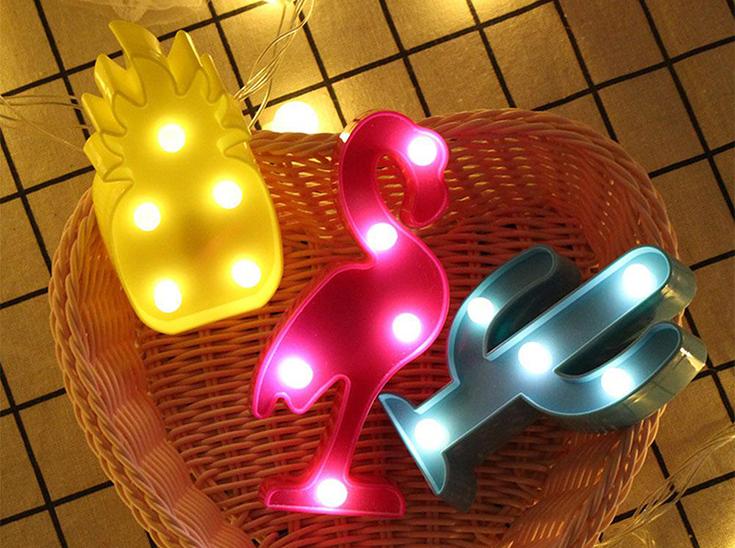 уникальный светильник с Алиэкспресс