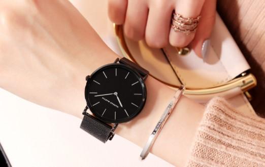Женские часы с Алиэкспресс