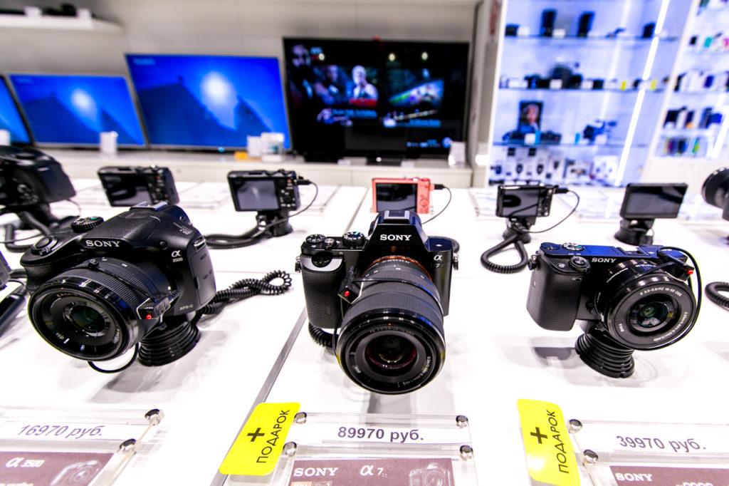 Российские магазины на Алиэкспресс, Sony