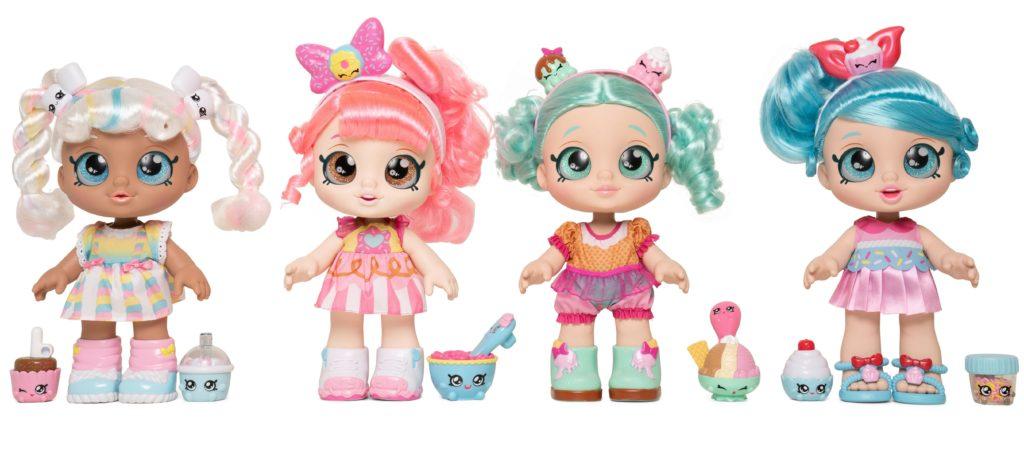 Куклы Кинди Кидс, популярные игрушки для девочек