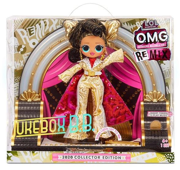 OMG Jukerbox B.B. Популярные игрушки для девочек