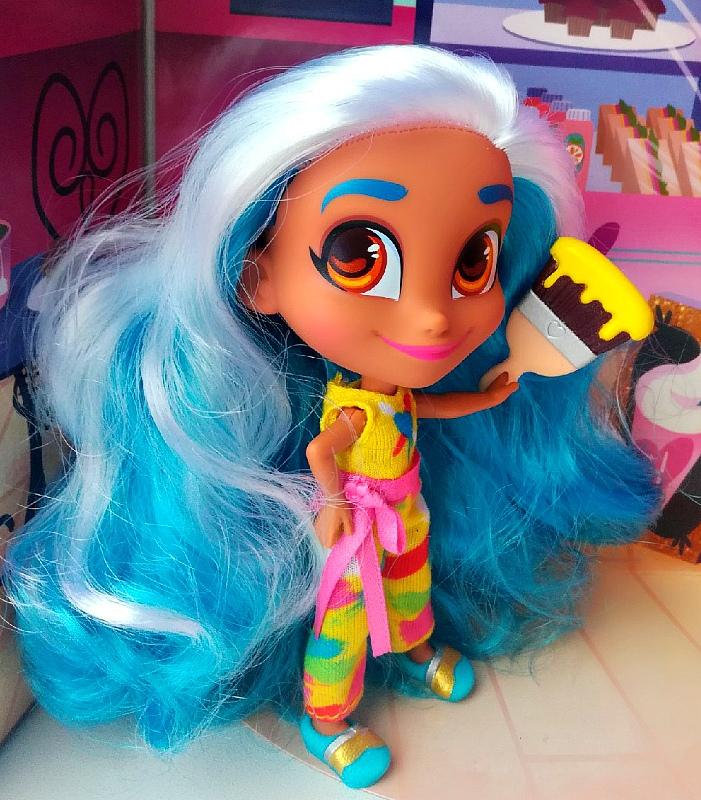 Кукла Hairdorables, популярные игрушки для девочек