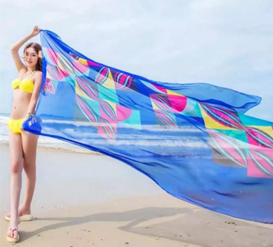 Парео для пляжа